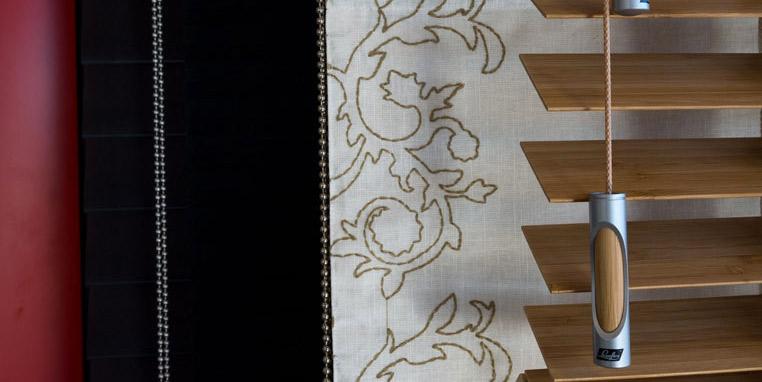 Stores intérieurs vénitiens bois, tissus...