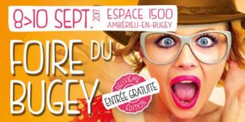 Logo foire du Bugey 2017